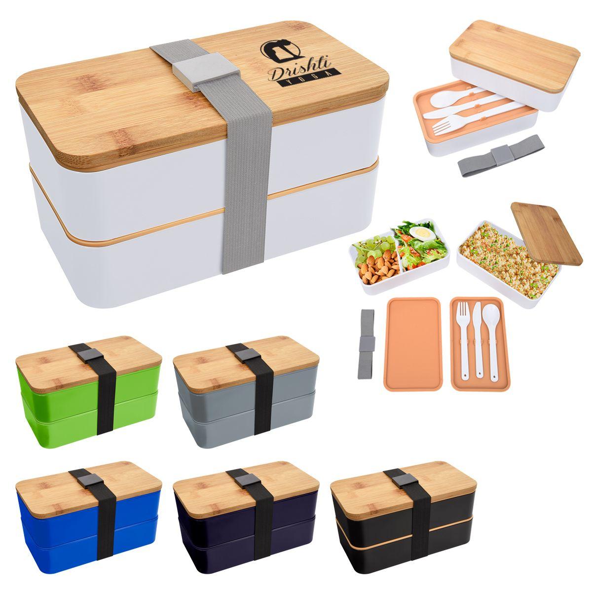 Stackable Bento Lunch Set 2216